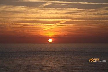 Hotel Sorriso Ischia: un tramonto mozzafiato