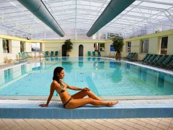 Hotel Terme Royal Palm - mese di Novembre - Piscina Interna