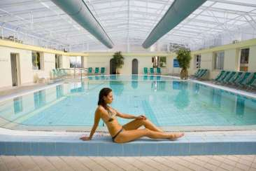 Hotel Terme Royal Palm - mese di Ottobre - Piscina Interna
