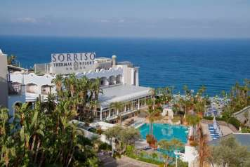Sorriso Ischia Thermae Resort e SPA - mese di Agosto - panoramica (2)