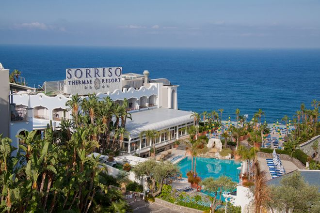 Hotel Sorriso Ischia: Resort e Spa - panoramica (2) Piccola